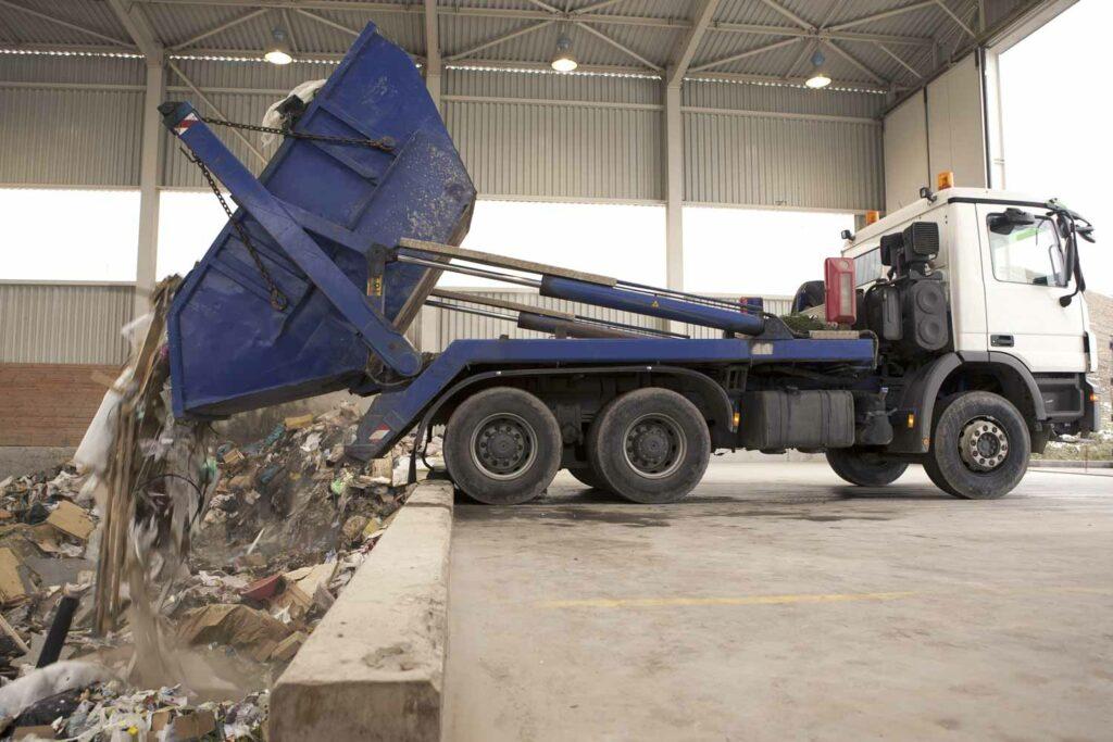 Rohstoff Recycling FIrma